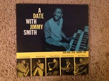 A Date With Jimmy Smith - Reg. Edition with address on record - Rare collectible