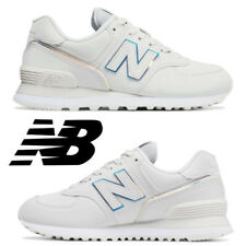 New Balance 574 Sneakers Women's Casual Classic Shoes Running Sport Gym White