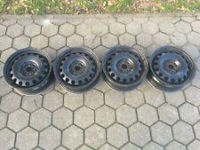 4x ORIGINAL Stahlfelgen 6,5Jx 16 Zoll ET 42  AUDI A3, VW Golf IV, Skoda Octavia
