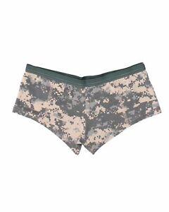 Womens ACU DIGITAL CAMO BOOTY SHORTS Military Clothes Gear Rothco 55476 XS