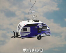 2017 Winnebago Winnie Drop 1710 Camper Travel Trailer Christmas Ornament