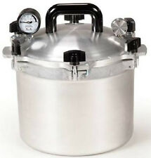 NEW ALL AMERICAN 10.5 Quart 910 Pressure Cooker Canner