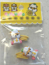 Japanese Asian Hamster Hairbands Hair Elastics Small