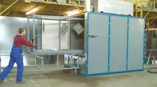 Phosphate powder coating pre-treatment machine