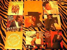Bobby Brown Re-Mix Box Japan 7 CD Box Set teddy riley new jack swing WMC5-154-9