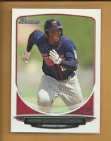 MIGUEL SANO RC 2013 Bowman Draft Top Prospect Rookie Card #TP-45 Twins Baseball
