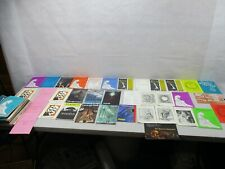 VINTAGE LOT OF THEATER, OPERA, BALTIMORE SYMPHONY BOOKS