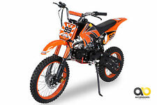 Dirktbike Kinder Crossbike Mini JC 125 CC 17/14