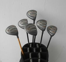 RARE NICE SET OF ORLIMAR TRIMETAL GRAPHITE WOODS 9*/11*/15*/16*17*/20*!