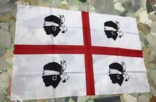 1 bandiera QUATTRO MORI 140x100 cm poliestere REGIONE SARDEGNA 4 Mori Flag