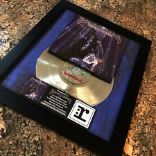 Black Sabbath Dehumanizer Record Music Award Ozzy Osbourne LP Vinyl