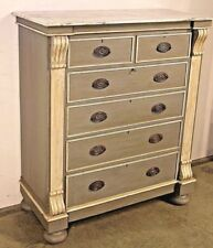 Marble Chest of Drawers European Antique Cabinets & Cupboards