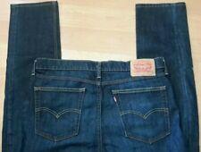 LEVIS 510 W36 x L34 BLUE JEANS Denim Trousers Pants Cotton Actual pict Fast ship