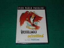 Uccellacci e uccellini  Regia di Pier Paolo Pasolini