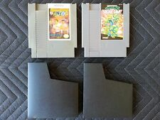 Nintendo (Nes) 2 Game Lot - River City Ransom & TMNT 2 II: The Arcade Game