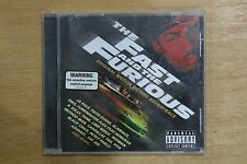 The Fast And The Furious (Motion Picture Soundtrack)       ( C200 )