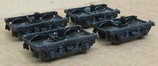 Bachmann 29902 On30 Die-Cast Passenger Car Trucks (4) USED