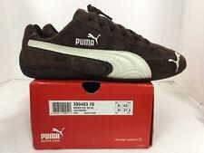 PUMA Speed Cat SD US Men's Sport Classic Shoes Brown