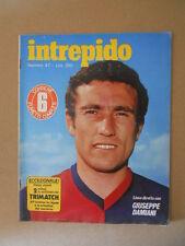 INTREPIDO n°47 1977 Giuseppe Damiani I ROMANS    [G552A]