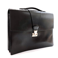 CARTIER Briefcase leather mens