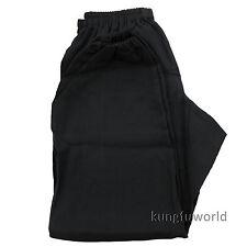 25 Colors Soft Linen Tai chi Kung fu Pants Martial arts Uniform Wushu Trousers