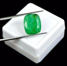 Esmeralda Natural 5.50 Cts Certificado IGL Zambia Emerald Gemstone Cushion Cut