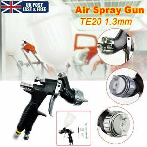 600ML Paint Spray Gun GTI Pro Lite 1.3mm TE20 Auto Refinishing
