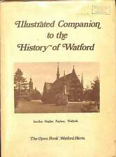 Illustrated companion to the 'History of Watford' (and district), Taylor, Peter,
