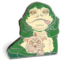 Star Wars Jabba the Hutt & Salacious Crumb Pin