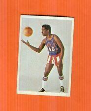 1971 Fleer Harlem Globetrotter #1 Card