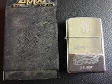 ZIPPO 2000 UNITED STATES NAVY FLEET BRAND NEW