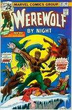 Werewolf by Night # 38 (Don Perlin) (USA, 1976)