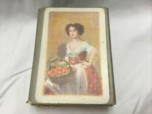 Vintage Waddingtons Playing Cards Nell Gwyn Barribel.full Deck