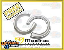 "MaxTrac Suspension 1906 2"" Coils Spacers Pair for 1999-2006 GMC Sierra 1500 2WD"
