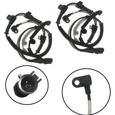 2 X Front ABS Wheel Speed Sensors For Ford F-450 08-10 6.0 6.4 6.8L 5C3Z2C204CA