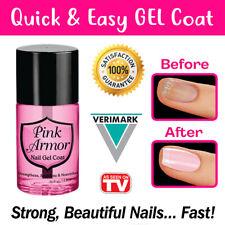 Sales Pink Armour Nail Gel Polish Remedy Fix Protective Layer Keratin-Gel