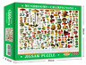 1000 pieces Jigsaw Puzzle Education Puzzles For Adults Kids,Mushrooms