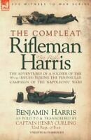 The Compleat Rifleman Harris: The Adventures of... by Harris, Benjamin Paperback