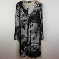 [ FEATHERS ] F-Line Womens Print Tunic Dress | Size XL or AU 16