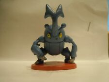 HERACROSS with base RARE POKEMON ACTION FIGURE 2""