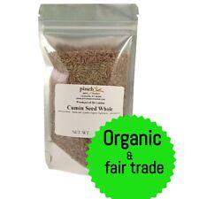 Organic Cumin Seeds (Whole)