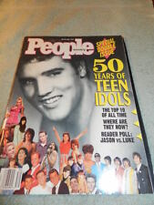 People Weekly Magazine July 27 1992 50 Years of Teen Idols Elvis Beatles Madonna
