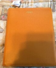 NEW Coach Marigold Zip iPad Case.