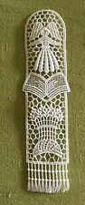 Lace Bookmark - Christian - Angel