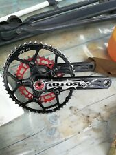 Guarnitura Rotor 3D+ corone ovali