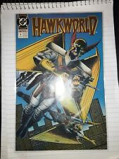 Hawkworld #1 (1990 2nd Series, June 1990, DC)
