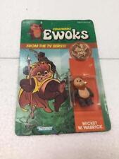 1985 Star Wars EWOKS Wicket W. Warrick by Kenner