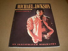 MICHAEL JACKSON body and soul Geoff Brown BOOK