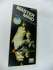 Vintage Mastermind Board Game 1973 British Game of the Year Edition