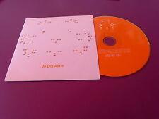 MATHIEU CHEDID - JE DIS AIME!!!!!!!!!!! !!!!RARE FRENCH PROMO CD !!!!!